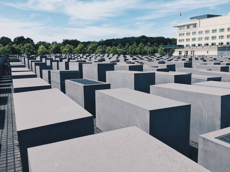 memorial de l holocauste visite de berlin