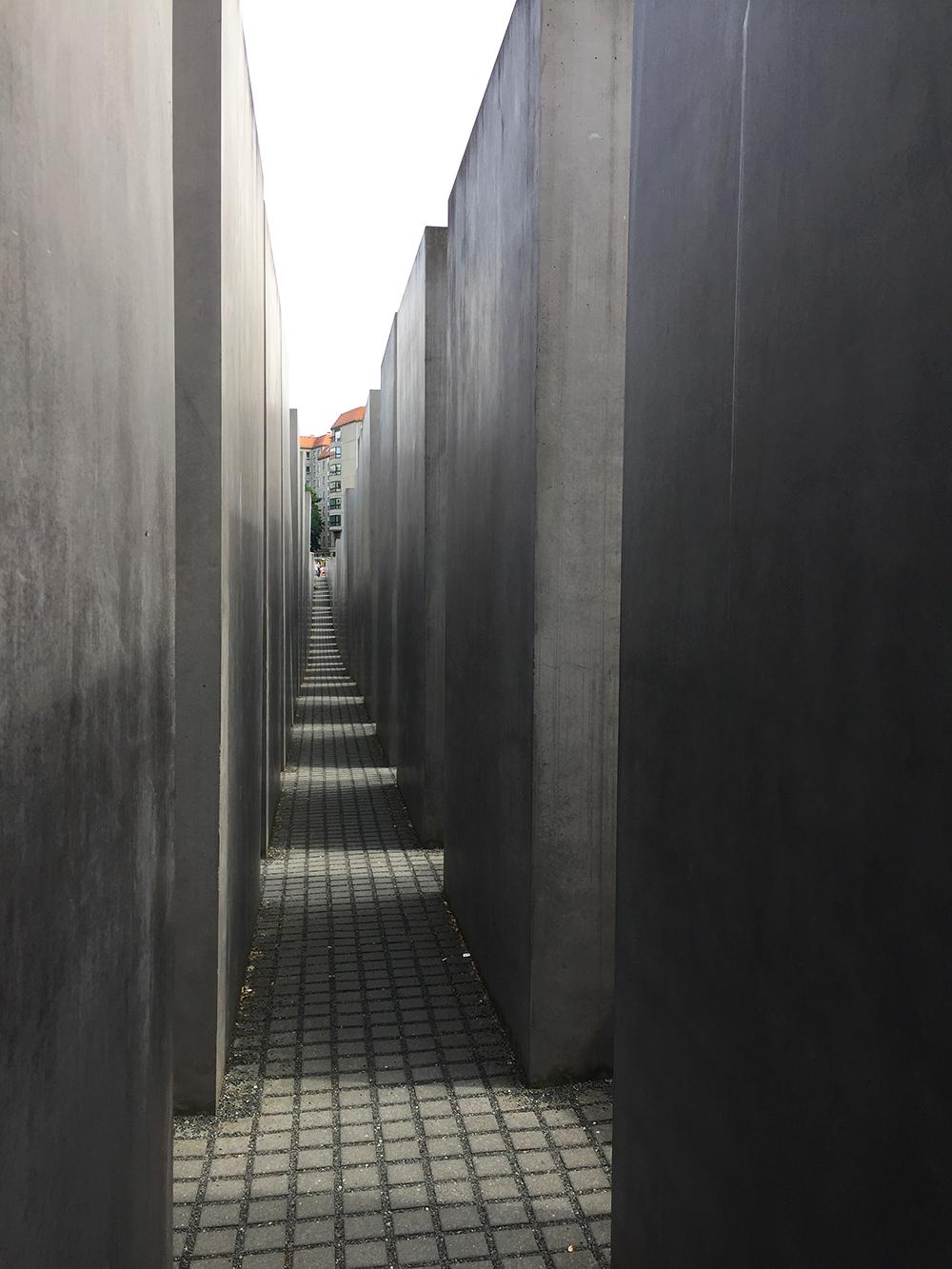 berlin memorial holocauste