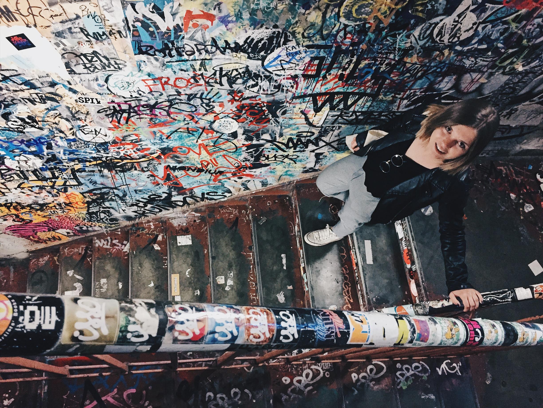 escalier tague berlin