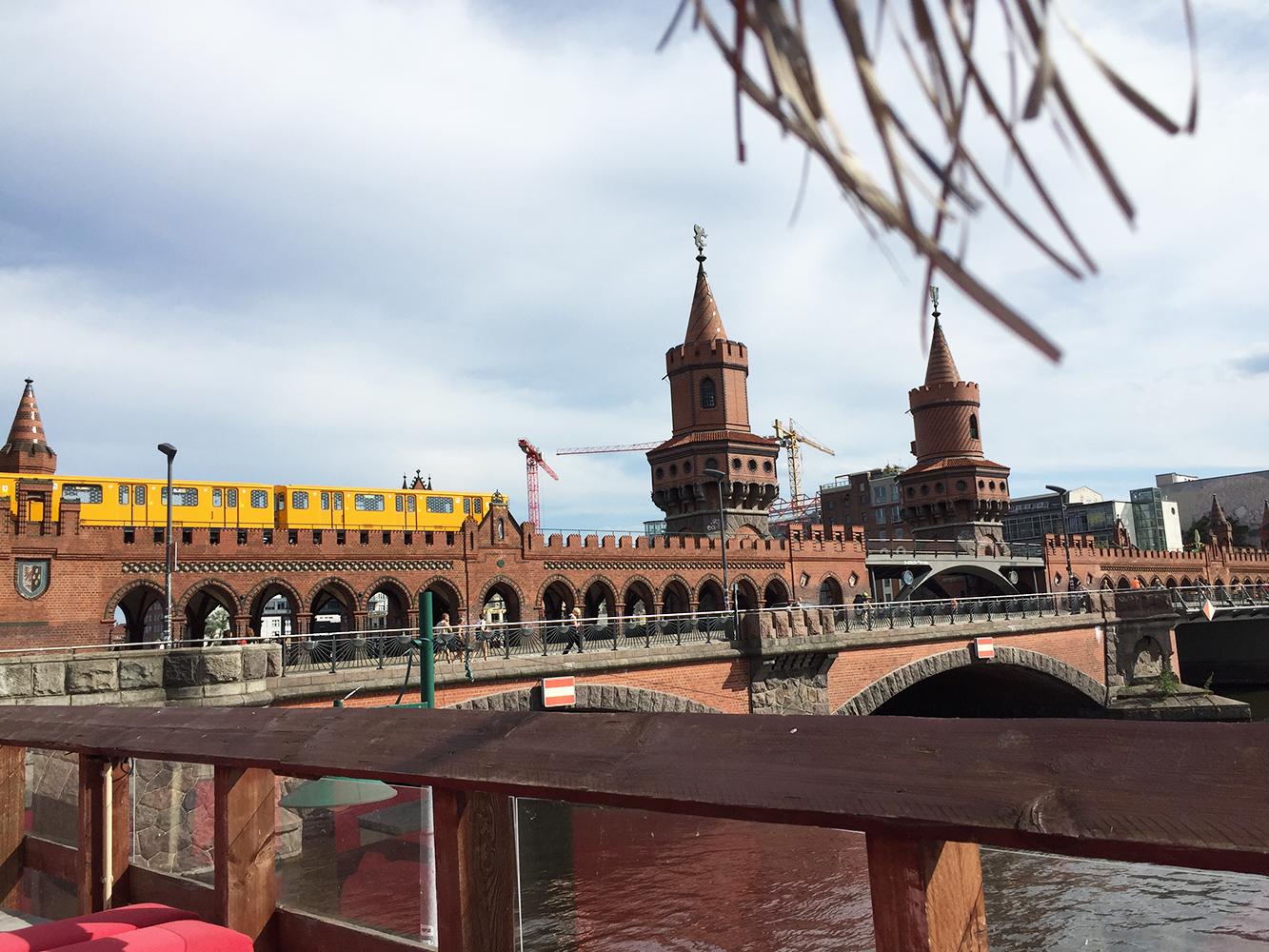 pont berlin oberbaumbrucke
