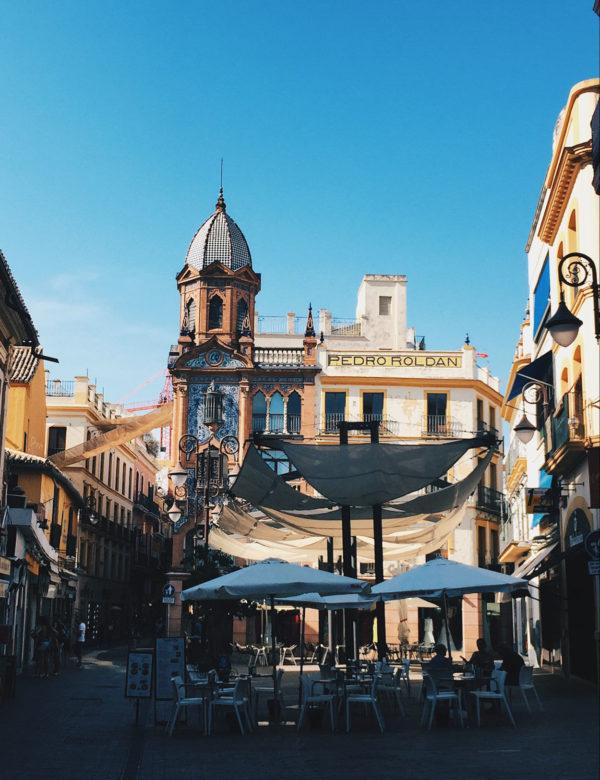 2 jours à Séville