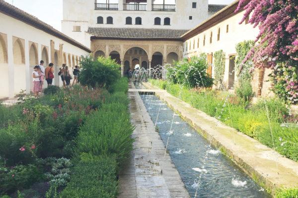 Visiter Grenade, ville de l'Alhambra
