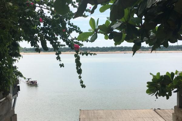 Visiter Kratie et la petite île de Koh Trong