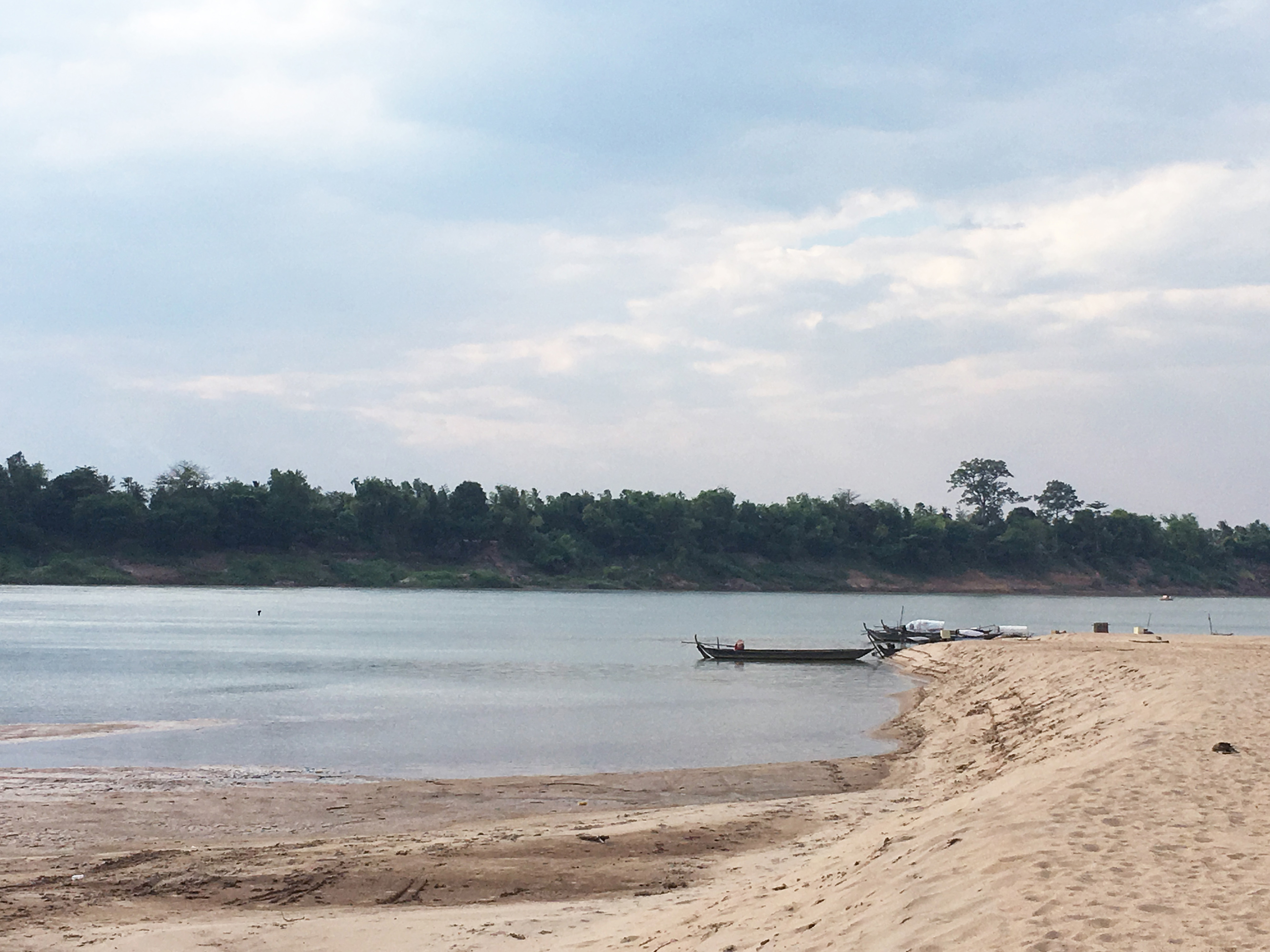 plage mekong a koh trong