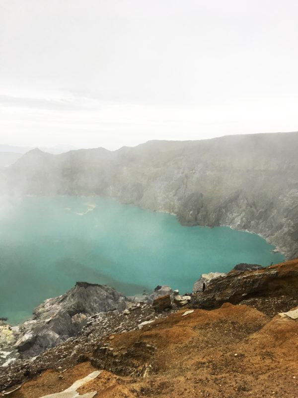 Java : une nuit dans le cratère du Kawah Ijen